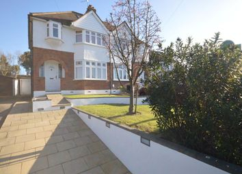 Thumbnail 3 bedroom semi-detached house for sale in Hook Road, Chessington