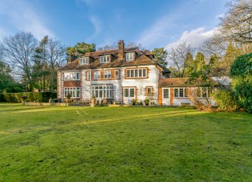 Thumbnail 5 bedroom detached house to rent in Cavendish Road, St. Georges Hill, Weybridge
