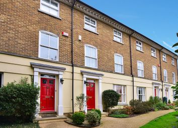 Thumbnail 4 bedroom town house for sale in Priory Gardens, Nunnery Fields, Canterbury
