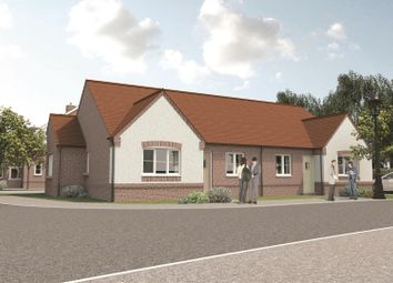 Thumbnail 2 bed semi-detached bungalow for sale in Church View, Hugglescote, Leicestershire