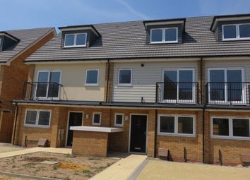 Thumbnail 4 bed terraced house for sale in Schoolfield Road, West Thurrock