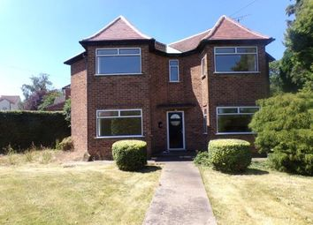 Thumbnail 3 bed detached house for sale in Long Lane, Shirebrook, Mansfield, Derbyshire