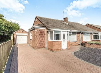 Thumbnail 2 bed detached bungalow for sale in Tyrone Road, Stockton-On-Tees