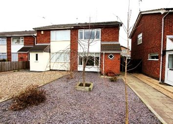 Thumbnail 2 bed property to rent in Lochmore Drive, Hinckley