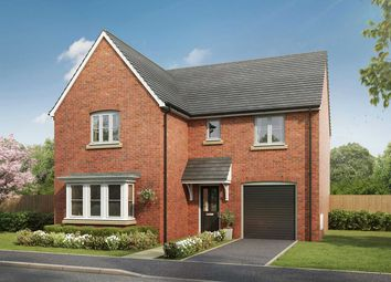 "Thumbnail 4 bed detached house for sale in ""The Grainger"" at Moorslade Lane, Falfield, Wotton-Under-Edge"