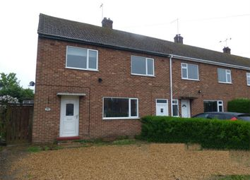 Thumbnail 3 bed end terrace house for sale in Lawson Avenue, Stanground, Peterborough, Cambridgeshire
