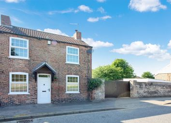 Thumbnail 3 bed detached house for sale in Low Street, South Milford, Leeds