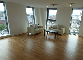 Thumbnail 2 bed flat to rent in Wicker Riverside, 2 Northbank, Sheffield