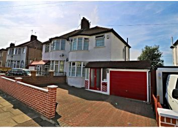 3 bed semi-detached house for sale in Dovedale Avenue, Ilford IG5