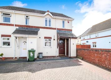 Thumbnail 2 bed end terrace house for sale in Ensign Court, Westward Ho, Bideford