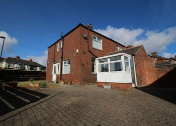 Thumbnail 2 bed semi-detached house for sale in Firtree Avenue, Walkerville, Newcastle Upon Tyne