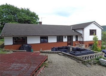 Thumbnail 4 bedroom detached house for sale in Glynmeirch Road, Trebanos, Pontardawe, Swansea, West Glamorgan