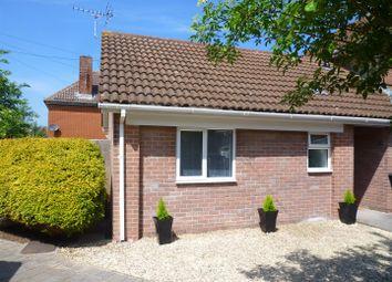 Thumbnail 1 bed semi-detached bungalow for sale in Cherry Gardens Court, Trowbridge