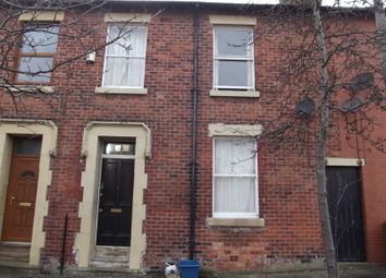 Thumbnail 4 bedroom terraced house to rent in Christian Road, Preston
