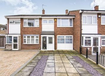 Thumbnail 3 bedroom terraced house for sale in Cowdray Way, Hornchurch