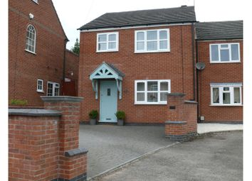 Thumbnail 3 bed semi-detached house for sale in High Street, Leicester