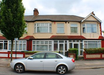 Thumbnail 3 bedroom terraced house for sale in Bridport Road, London