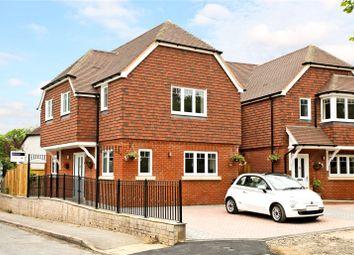 Thumbnail 3 bed detached house for sale in Hale House Lane, Churt, Farnham, Surrey