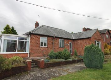 Thumbnail 3 bed detached bungalow to rent in Nant, Rhewl, Holywell