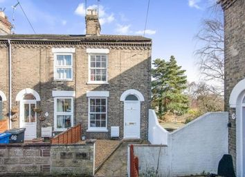 Thumbnail 2 bed end terrace house for sale in Norwich, Norfolk