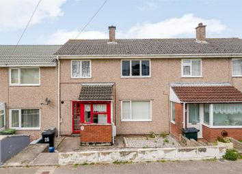Thumbnail 3 bed terraced house for sale in Drake Road, Newton Abbot