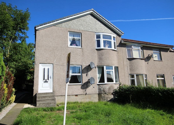 Thumbnail 3 bedroom flat to rent in Croftmont Avenue, Croftfoot, Glasgow - Viewings Suspended!!!!