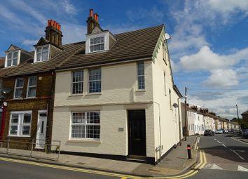 Thumbnail 1 bedroom flat to rent in 129 High Street, Rainham, Gillingham, Kent.