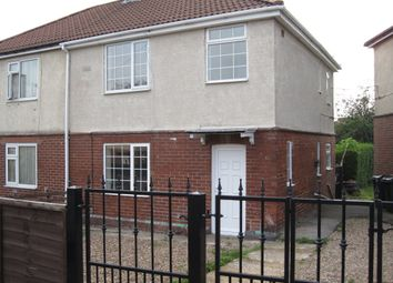 Thumbnail 1 bed semi-detached house to rent in Chapel Avenue, Brampton Bierlow, Rotherham