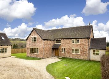 Thumbnail 5 bed detached house for sale in Spring Lane, Combrook, Warwick