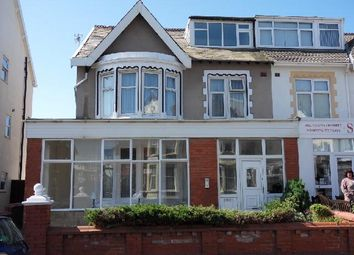 Thumbnail 2 bedroom flat to rent in Northumberland Avenue, Blackpool