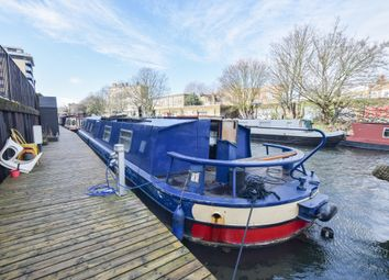 Thumbnail 1 bed houseboat for sale in Michael C, Gainsborough Wharf