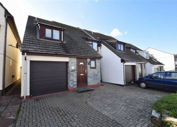 Thumbnail 4 bed end terrace house for sale in Raleigh Close, Padstow