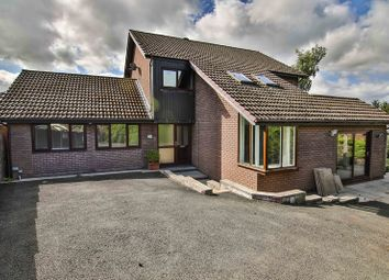 Thumbnail 4 bed detached house for sale in Derwen Fawr, Crickhowell