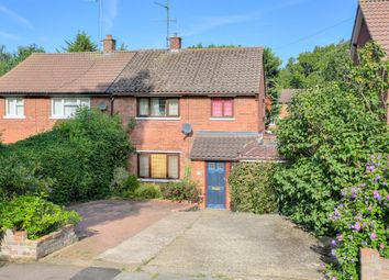 Thumbnail 4 bedroom semi-detached house for sale in Ladies Grove, St.Albans