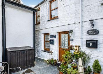 Thumbnail 2 bed terraced house for sale in Delabole, Cornwall, Uk