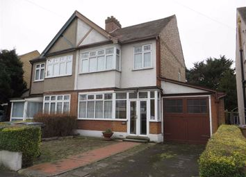 Thumbnail 3 bedroom semi-detached house to rent in Marlborough Road, London