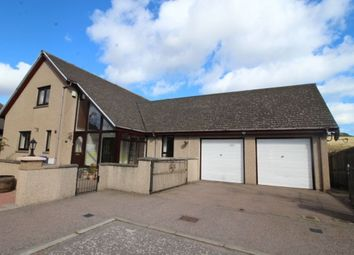 Thumbnail 4 bed detached house to rent in Craigview High Street, Inverbervie, Montrose
