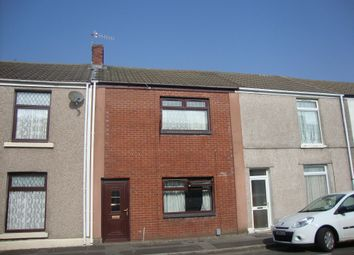 Thumbnail 4 bed property to rent in Rodney Street, Sandfields, Swansea