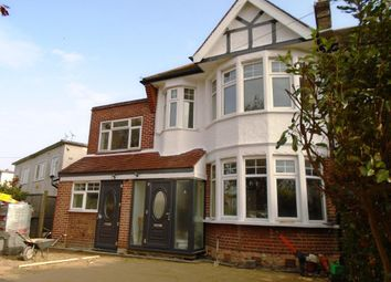 Thumbnail 2 bed detached house to rent in Wroxham Gardens, Bounds Green, London