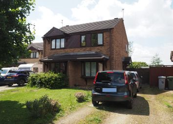 Thumbnail 2 bed semi-detached house for sale in Kingfisher Close, Balderton, Newark