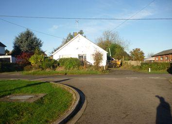 Thumbnail 3 bedroom detached bungalow to rent in Vicarage Lane, Denton, Northampton, Northamptonshire