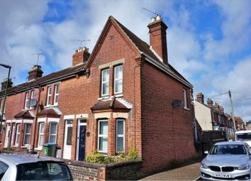 Thumbnail 2 bed end terrace house for sale in Linden Road, Littlehampton