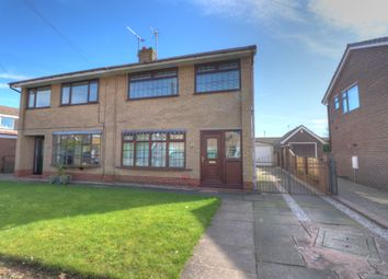 3 bed semi-detached house for sale in Greenway Close, Rode Heath, Stoke-On-Trent ST7