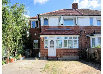 Thumbnail 4 bed semi-detached house for sale in Winchester Road, Feltham