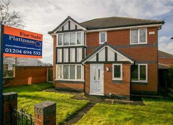 Thumbnail 4 bed detached house for sale in Manchester Road, Blackrod, Bolton