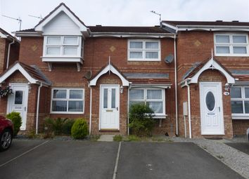 Thumbnail 2 bed terraced house to rent in Whin Meadows, Hartlepool