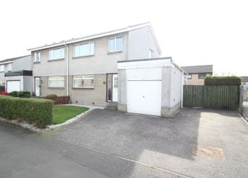 Thumbnail 3 bed semi-detached house for sale in Forbes Street, Alloa