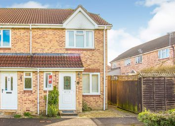 Thumbnail 2 bed end terrace house for sale in Campion Close, Wyke, Gillingham