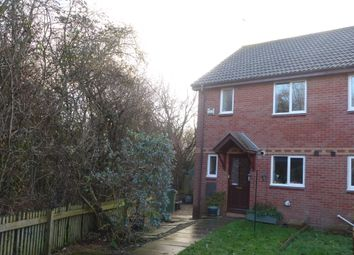 Thumbnail 3 bed semi-detached house for sale in Foxgrove, Chippenham