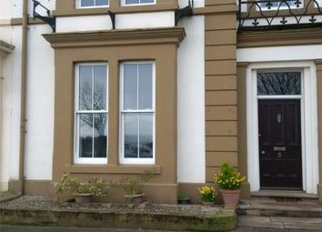 Thumbnail 2 bed flat to rent in Marine Terrace, Criffel Street, Silloth